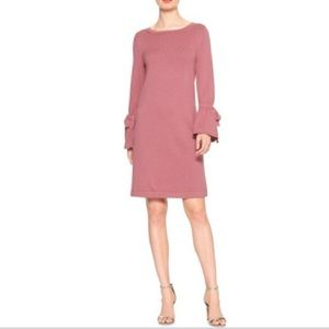 Banana Republic mauve pink sweater dress size s